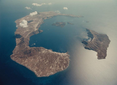 остров Санторин (Санторини)